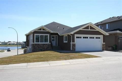 House for sale at 70 Lakes Estates Circ Strathmore Alberta - MLS: C4238295
