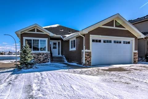 House for sale at 70 Lakes Estates Circ Strathmore Alberta - MLS: C4272219