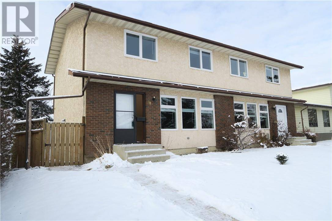 Townhouse for sale at 70 Mclevin Cres Red Deer Alberta - MLS: ca0178289