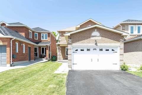 House for sale at 70 Meadowlark Dr Brampton Ontario - MLS: W4779512