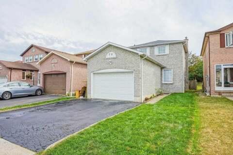 House for sale at 70 Merganser Cres Brampton Ontario - MLS: W4859581