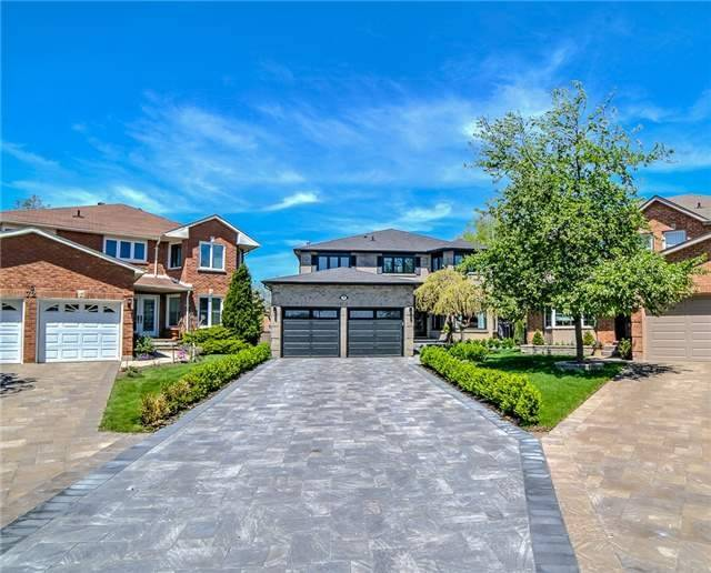 House for sale at 70 Millbank Court Vaughan Ontario - MLS: N4271354
