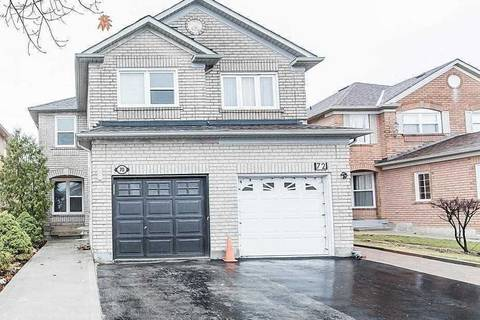 Townhouse for sale at 70 Mount Fuji Cres Brampton Ontario - MLS: W4721056