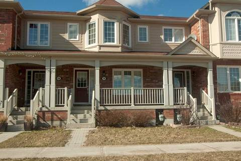 Townhouse for sale at 70 Murray Wilson Dr Markham Ontario - MLS: N4421754