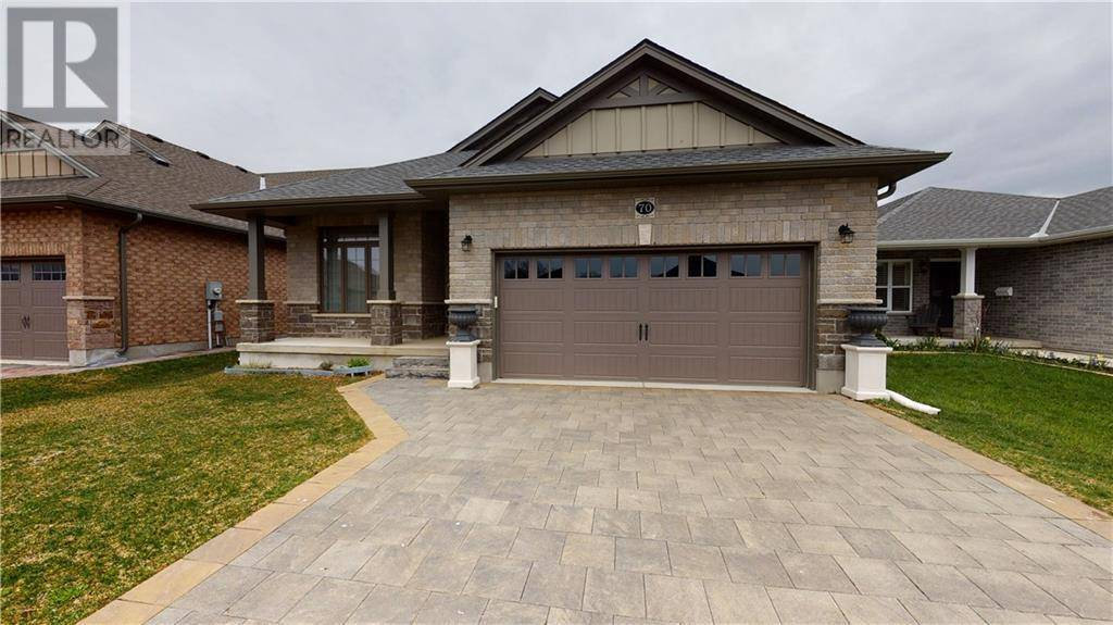 House for sale at 70 Nicoles Tr Thorndale Ontario - MLS: 30804152