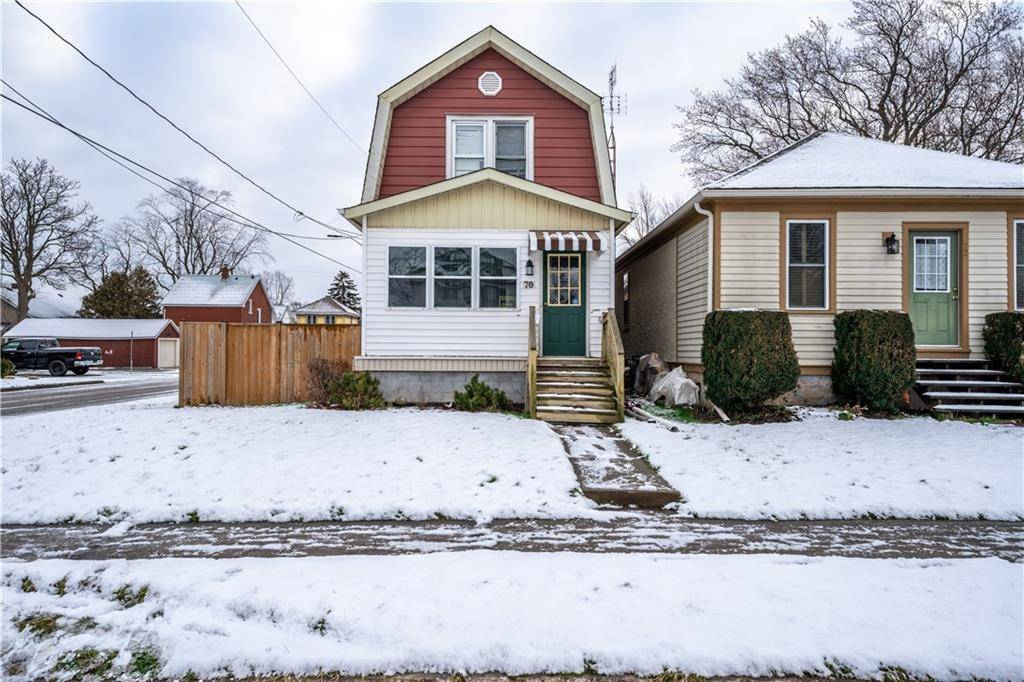 House for sale at 70 Oakland Ave Welland Ontario - MLS: 30783719