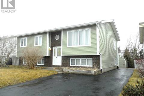 House for sale at 70 Oflaherty Cres Mount Pearl Newfoundland - MLS: 1193797