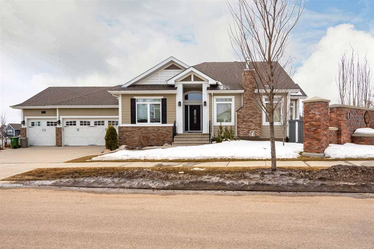 House for sale at 70 Orchard Ct St. Albert Alberta - MLS: E4194164