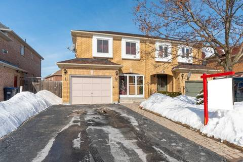 Townhouse for sale at 70 Palmolive St Brampton Ontario - MLS: W4393454