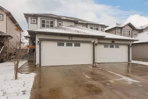 Townhouse for sale at 70 Radcliffe Wd Fort Saskatchewan Alberta - MLS: E4154643
