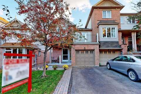 Townhouse for sale at 70 Schouten Cres Markham Ontario - MLS: N4957648