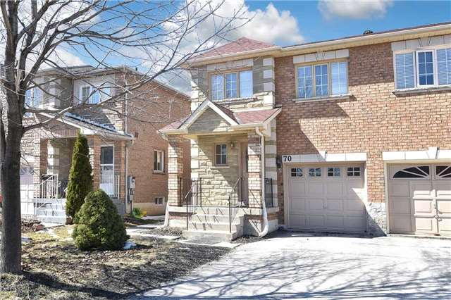 Sold: 70 Silverdart Crescent, Richmond Hill, ON