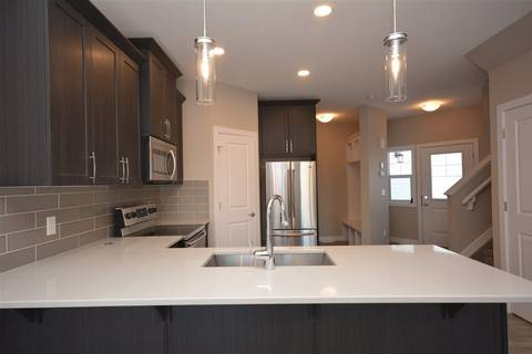 Townhouse for sale at 70 Springwood Wy Spruce Grove Alberta - MLS: E4140670
