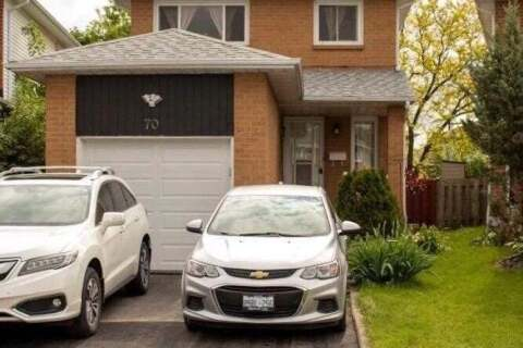 House for sale at 70 Stephensen Ct Brampton Ontario - MLS: W4774723