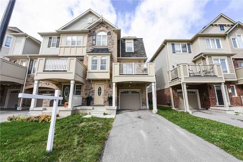 Townhouse for rent at 70 Suitor Ct Milton Ontario - MLS: W4544883