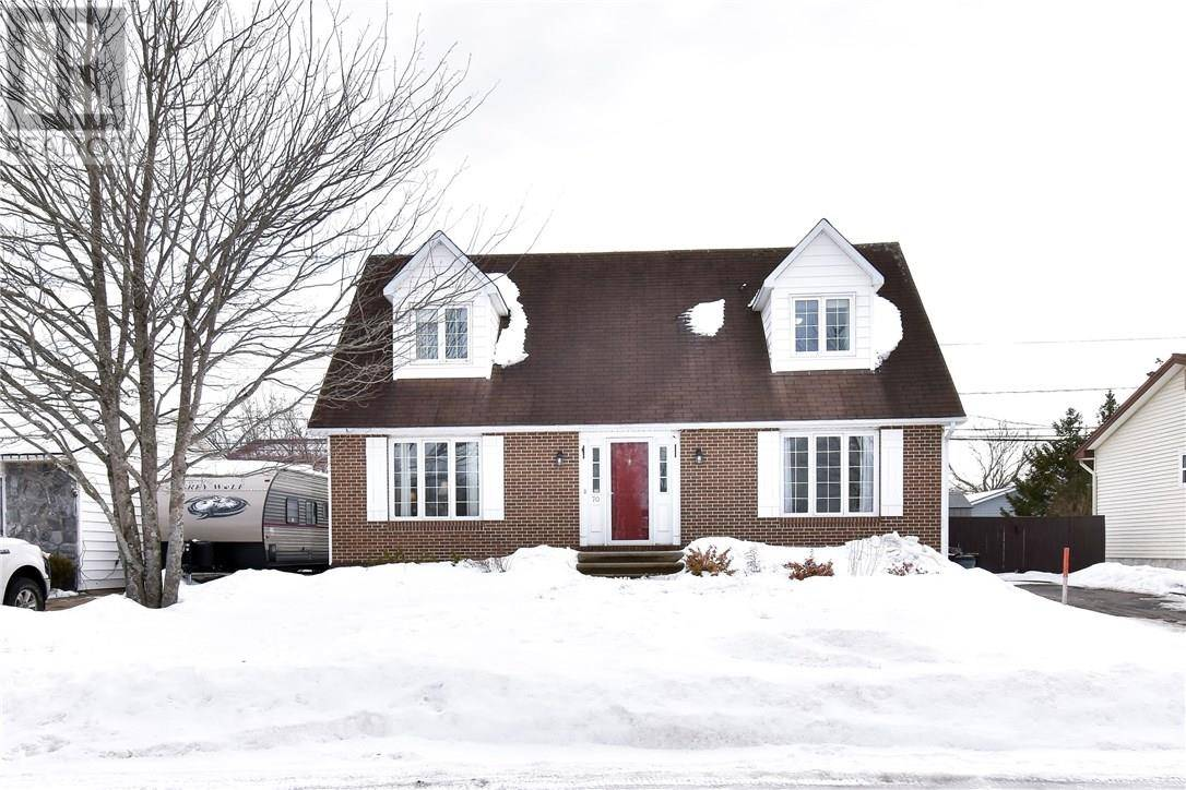 House for sale at 70 Summerhill Dr Moncton New Brunswick - MLS: M127177