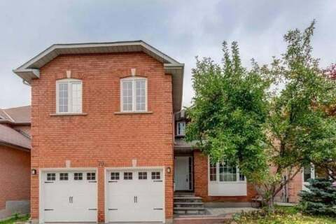 House for rent at 70 Summitcrest Dr Richmond Hill Ontario - MLS: N4767096