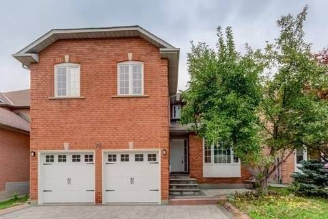 House for rent at 70 Summitcrest Dr Richmond Hill Ontario - MLS: N4423825