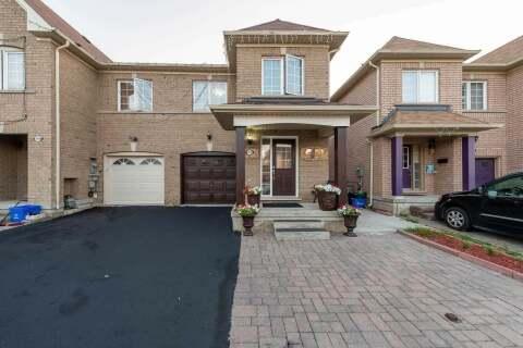 Townhouse for sale at 70 Tahir St Vaughan Ontario - MLS: N4912988