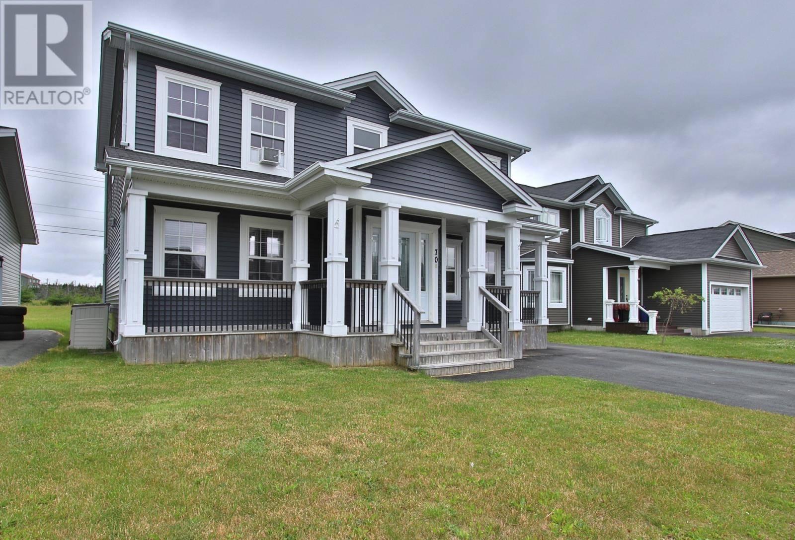 House for sale at 70 Teakwood Dr St. John's Newfoundland - MLS: 1200337