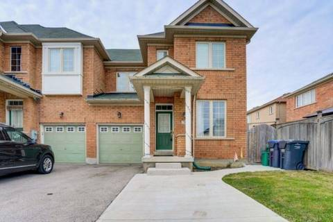 Townhouse for sale at 70 Totten Dr Brampton Ontario - MLS: W4455466