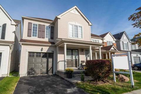 House for sale at 70 Vanguard Dr Whitby Ontario - MLS: E4955282