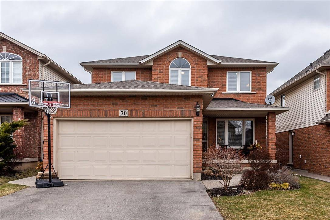 House for sale at 70 Walcotte Ave Ancaster Ontario - MLS: H4075638