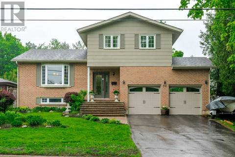 House for sale at 70 Wallis Dr Peterborough Ontario - MLS: 200539
