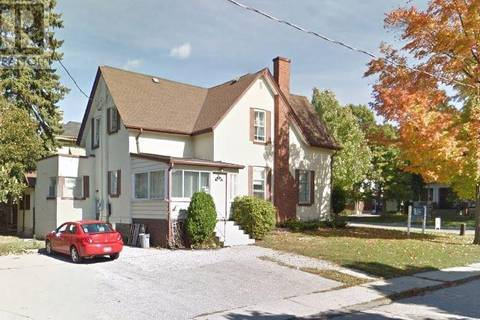 Townhouse for sale at 70 Wellington St South Woodstock Ontario - MLS: 30721006