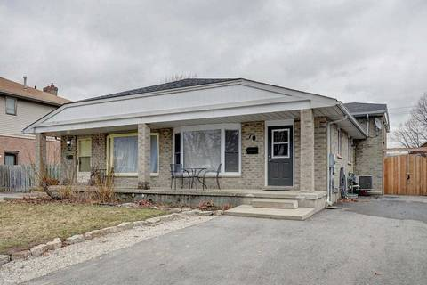 Townhouse for sale at 70 Wendy Cres Kitchener Ontario - MLS: X4421650