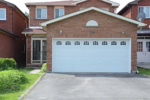 House for sale at 70 Wharton Sq Toronto Ontario - MLS: E4483253