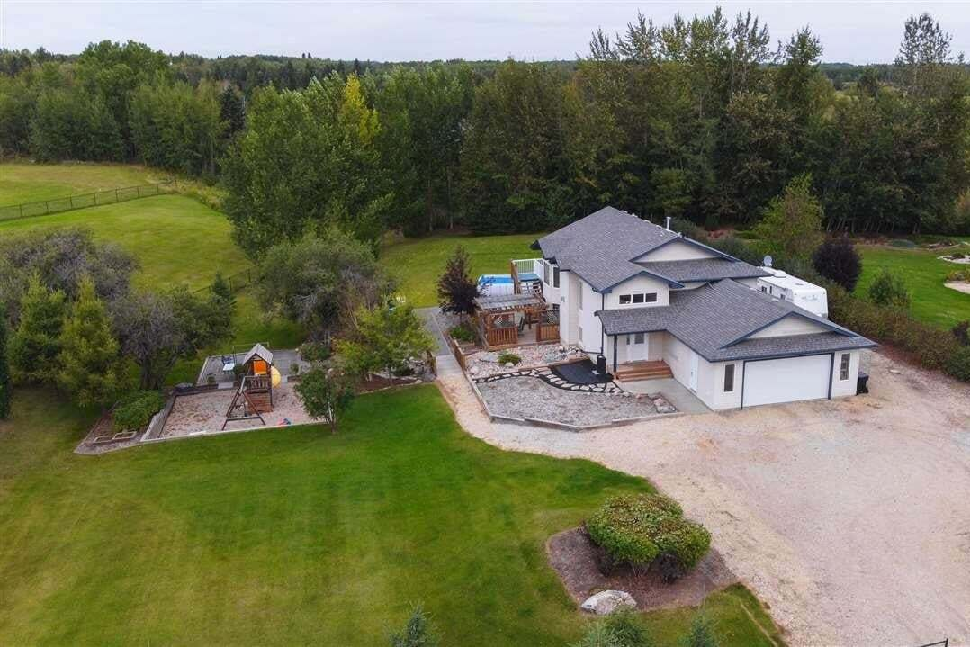 House for sale at 70 Willowview Bv Rural Parkland County Alberta - MLS: E4212198