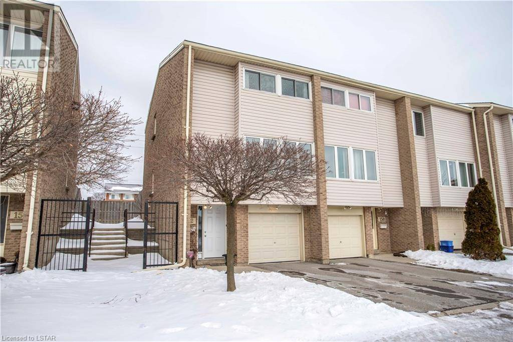 Townhouse for sale at 152 Osgoode Dr Unit 700 London Ontario - MLS: 241002