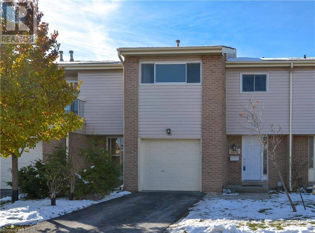 Townhouse for sale at 206 Osgoode Dr Unit 700 London Ontario - MLS: 234343