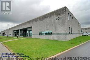 Commercial property for lease at 4510 Rhodes Dr Apartment 700 Windsor Ontario - MLS: 19025090
