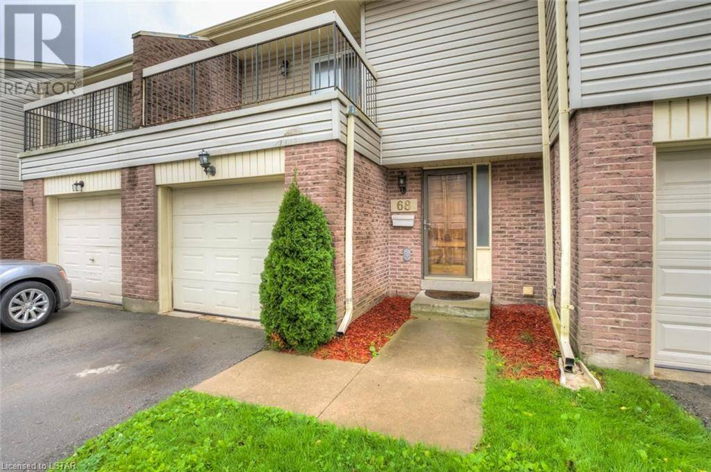 Townhouse for sale at 68 Osgoode Dr Unit 700 London Ontario - MLS: 226352