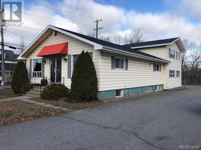 Commercial property for sale at 700 Main St Sussex New Brunswick - MLS: NB036600