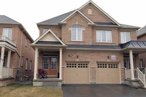 Townhouse for rent at 700 Megson Terr Milton Ontario - MLS: W4691824