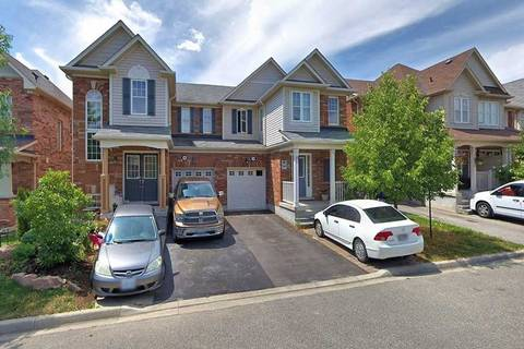 Townhouse for sale at 700 Rayner Ct Milton Ontario - MLS: W4714713