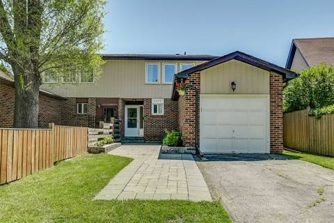 Townhouse for sale at 7001 Cadiz Cres Mississauga Ontario - MLS: W4489096