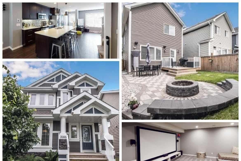 House for sale at 7003 22 Av SW Edmonton Alberta - MLS: E4205255