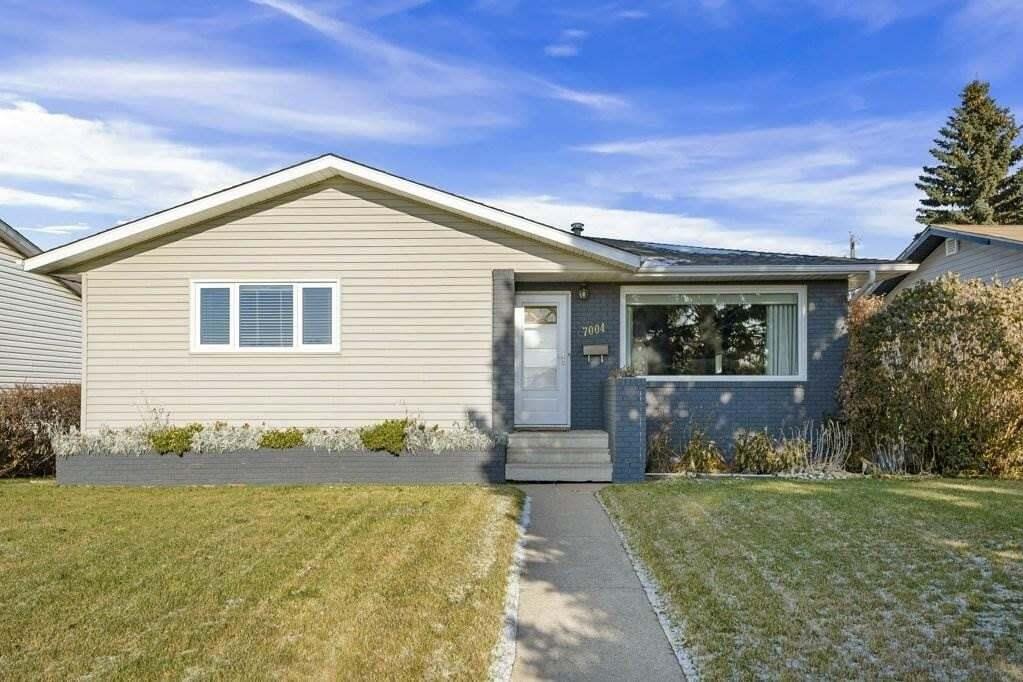 House for sale at 7004 100 Av NW Edmonton Alberta - MLS: E4201666