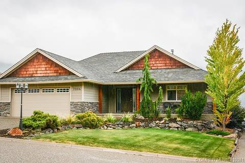 House for sale at 7004 Apex Dr Vernon British Columbia - MLS: 10181853