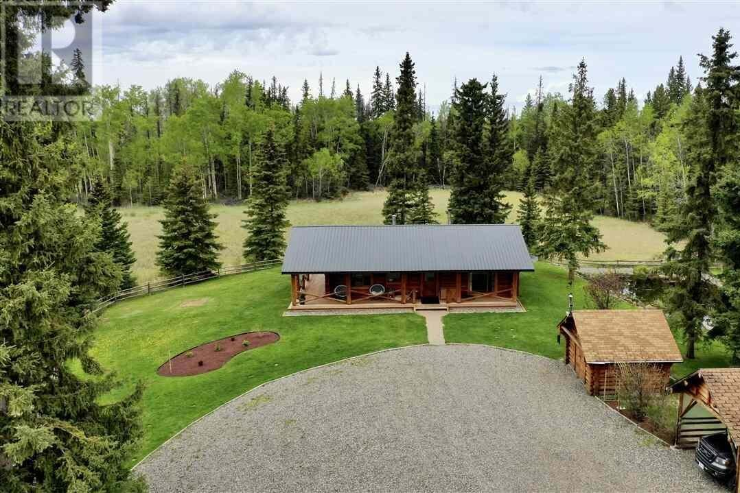House for sale at 7008 Edmunds Lake Rd 100 Mile House British Columbia - MLS: R2454962