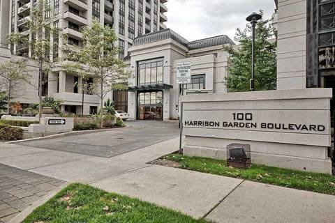 Apartment for rent at 100 Harrison Garden Blvd Unit 701 Toronto Ontario - MLS: C4549171