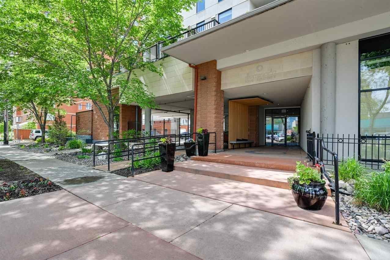 Condo for sale at 10028 119 St NW Unit 701 Edmonton Alberta - MLS: E4219191