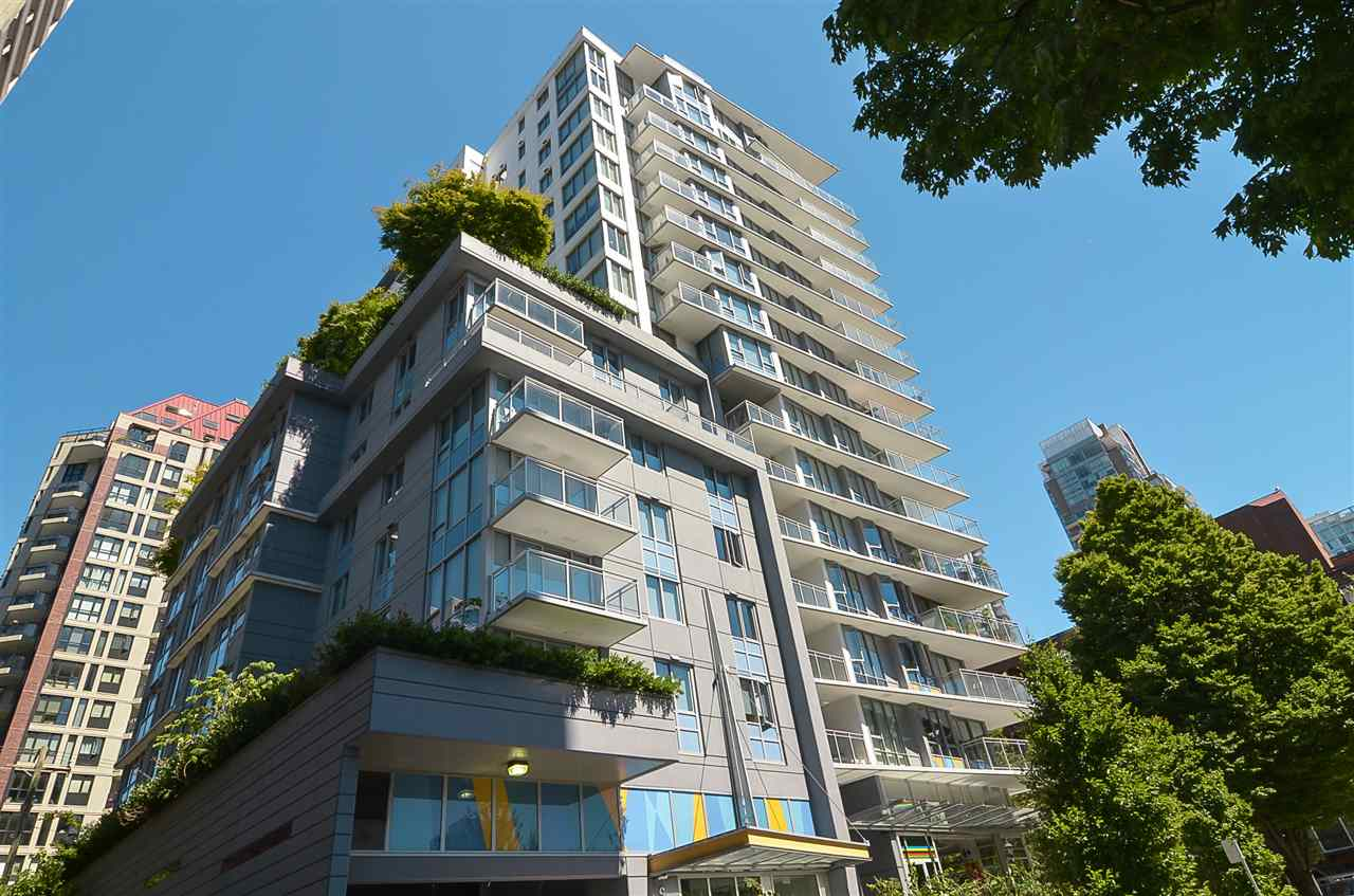 Buliding: 1009 Harwood Street, Vancouver, BC
