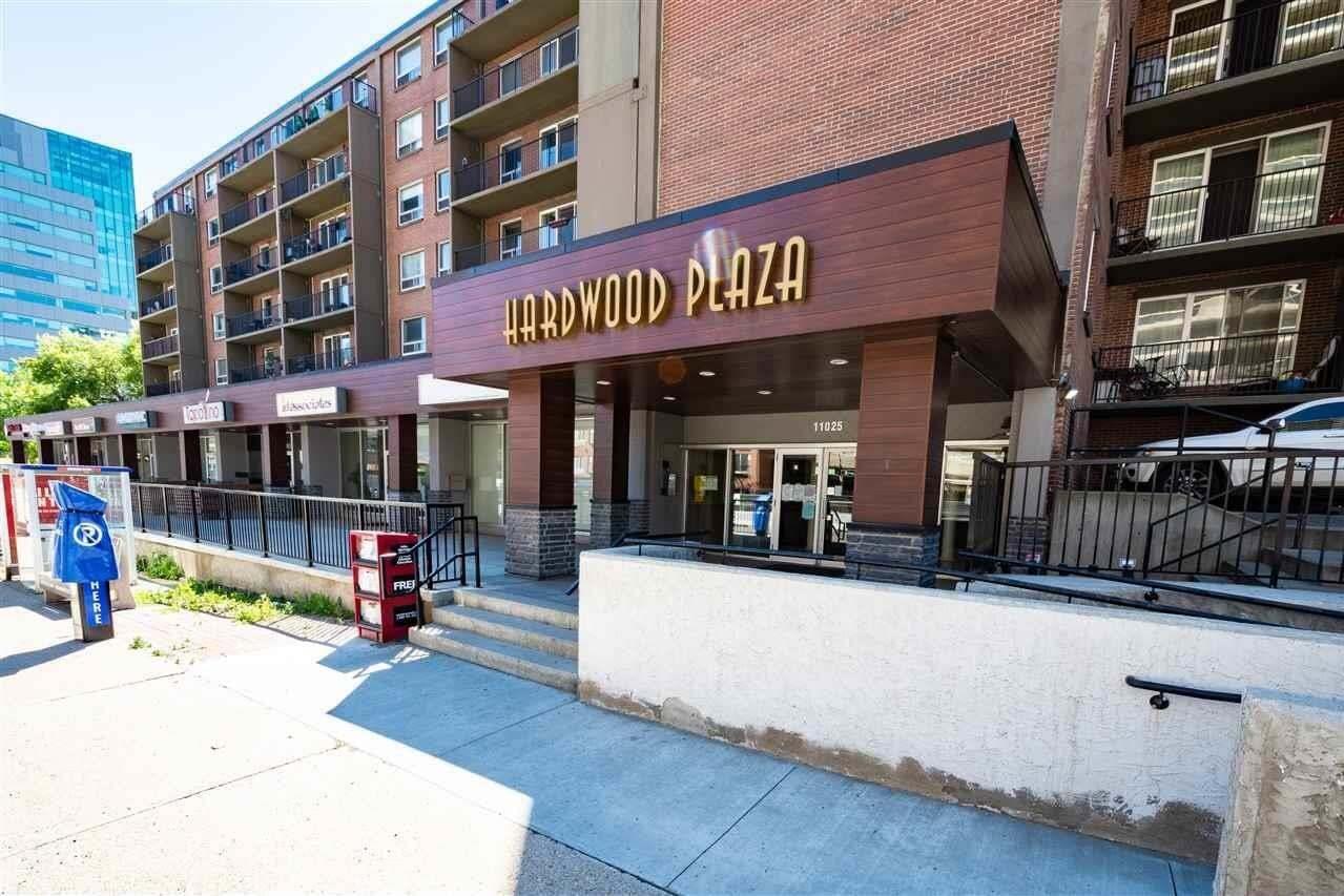 Condo for sale at 11025 Jasper Ave Av NW Unit 701 Edmonton Alberta - MLS: E4206727