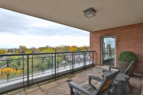 Condo for sale at 111 Forsythe St Unit 701 Oakville Ontario - MLS: W4967739