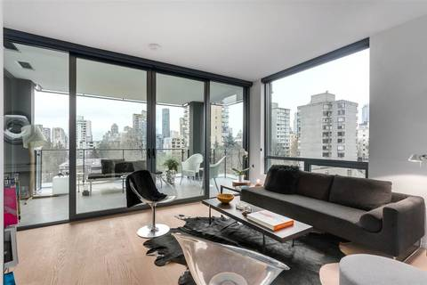 Condo for sale at 1171 Jervis St Unit 701 Vancouver British Columbia - MLS: R2441468